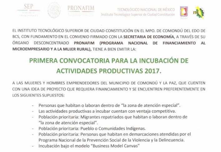 Inicio for Convocatoria de plazas docentes 2017
